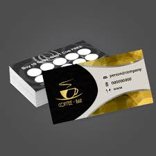 16pt C1s Coated Front Only Business Cards