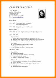 Curriculum Vitae For Teacher Job Prome So Banko