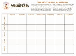 Blank Diet Chart Weight Loss Chart Printable Blank Awesome Introducing The