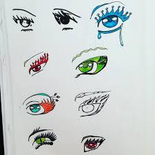 Eye Designs Eye Designs Me Traditional Art 2019 Art