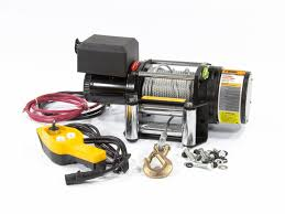 <b>Лебедка</b> автомобильная <b>электрическая LB</b>-<b>2000</b>, 2,2 т, 3,2 кВт, 12 ...