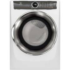 electrolux washer and dryer. White Gas Dryer With Steam, Predictive Dry And Instant Refresh Electrolux Washer