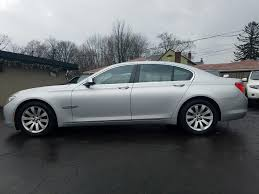 BMW 3 Series white 750 bmw : 2010 BMW 750 I for sale at Ideal Motorcars | Columbus, Ohio