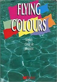 Flying colours, classe de première, LV1, LV2. Manuel: Joyce Bourjault  Bernard Moro: 9782278041145: Amazon.com: Books