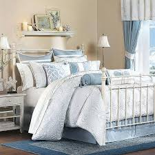 coastal style bedding for home decor and remodeling ideas throughout beach 8 ocean themed comforters blanket comforter sets with inspirations 7