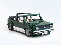 VW Golf MK1 Cabriolet - Bricksafe