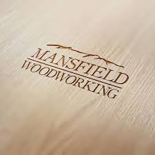 woodworking logo ideas. mansfield woodworking - logo design ideas