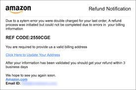 Phishing This Email Kirkville - Amazon Beware