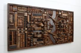 Reclaimed Wood Art Outstanding Reclaimed Wood Wall Art Style Motivation