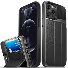 iPhone 12 Pro Max Card Case | iPhone 12 Pro Max Wallet Case vCommute