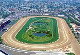 Belmont Race Track Seating Chart Aqueduct Racetrack Wikipedia