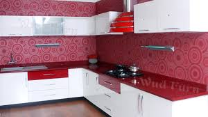 Designs Of Modular Kitchen Wud Furn