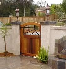 decorative garden gates. Summit Sunray Garden Gate · Decorative Gates