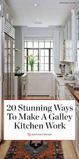 The goal when designing a galley kitchen is to. 20 Galley Kitchen Ideas Photo Of Cool Galley Kitchens Apartment Therapy