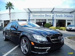 2014 Mercedes-Benz CLS 63 AMG S Model in Black - 104928 | Jax ...