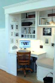 office nook ideas. Closet Desk Ideas In A Best About On . Home Office Nook L
