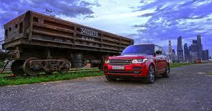 тест Range Rover SVAutobiography <b>Dynamic</b>