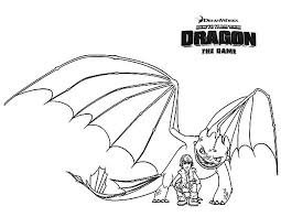 Small Picture How to train your dragon 2 coloring pages for kids ColoringStar