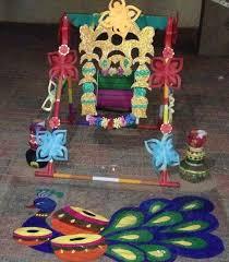 10 best krishna jhula and janmashtami decoration ideas images on