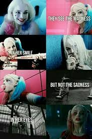 Harley Quinn Quotes Classy Harley Quinn Words To Live By Pinte