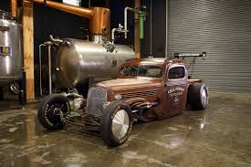 the uncatchable the land speed rat rod truck hot rod network
