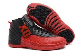 jordan shoes 12 retro. buy mens air jordan 12 retro \u201cflu game\u201d black/varsity red for sale top deals from reliable shoes