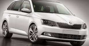 new car launches jan 2015Skoda starts production of new 2015 Fabia Combi  Car Reviews