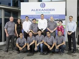alexander dennis s parts business in singapore has grown significantly over the last couple of years and