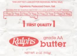Stick Butter Conversion Chart How Much Is One Third Of A Cup Of Butter Robert Kaplinsky