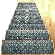 how to keep rugs from slipping on carpet rug no slip stair treads set of non how to keep rugs from slipping on carpet