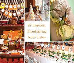 thanksgiving table ideas. 22 Inspiring Kids Thanksgiving Table Ideas C