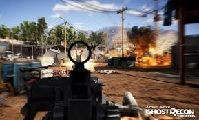 Tom Clancy Ghost Recon Wildlands system requirements for PC