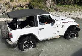2018 jeep wrangler how does jeep redesign the world s most iconic off road suv prudently