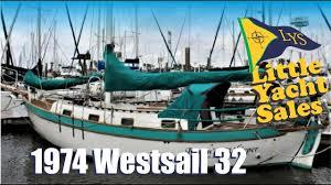 1974 westsail 32 sailboat at little yacht s kemah texas