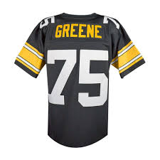 Jersey Ness Mitchell Pittsburgh Steelers amp; Joe Replica Greene