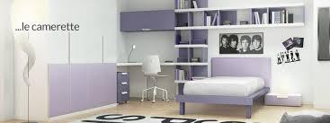 Camerette studio: camerette piccole soluzioni salvaspazio mobili