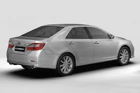 2012 Toyota Camry (Asian) 3D Model – Buy 2012 Toyota Camry (Asian ...