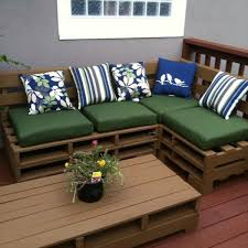 Wooden Pallet Sofas Thecreativescientist Com