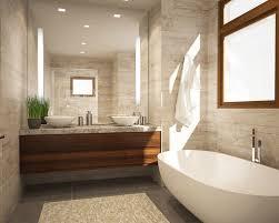 Bagno Giapponese Moderno : Foto e idee per stanze da bagno stanza con top in