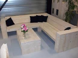 pallets garden furniture. scaffold board furniture diy package for a big corner loungegardensofa pallets garden
