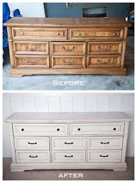 How To Refinish Furniture With Paint Decoration