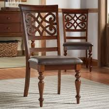 Southwestern living room furniture Ranch Style Emma Catherine Cherry Dining Chairs set Of 2 By Inspire Classic Wearemark Southwestern Living Room Furniture Find Great Furniture Deals