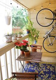 Terrace and Garden: Garden Decorations For Small Balcony - Basement Design
