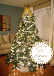 2013tree10. deaa0889933053cb886124d7c1d41dda. IMG_9369. Silver and Gold  Christmas Tree Decoration ...