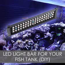 diy led lighting. Unique Lighting LED Light Bars Solutions For Your Fish Tank DIY And Diy Led Lighting I