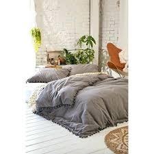 bed bath beyond duvet cover x long twin sheet magical thinking pom fringe duvet cover a