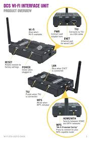 mth dcs tips and operating help digital command system wi fi interface unit overview click image to enlarge