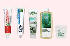 free and vegan toothpaste mouthwash floss