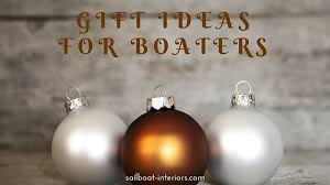top 5 gift ideas for women who e sailing or boating 2016 quahog bay bedding