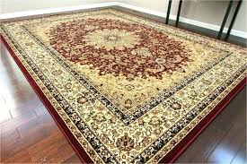 solid color area rug oval rugs red round outdoor kids inexpensive